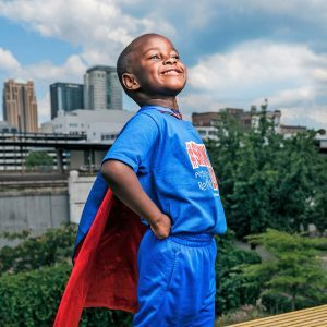 This Kid Fights Hunger and Homelessness—and He's Only 4 Years Old