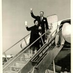11 Rare Vintage Photos of What Flying Was Like in the 1950s