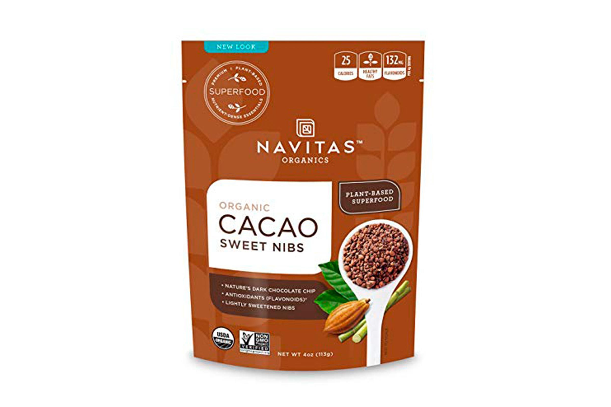 Viva Naturals Cacao Nibs