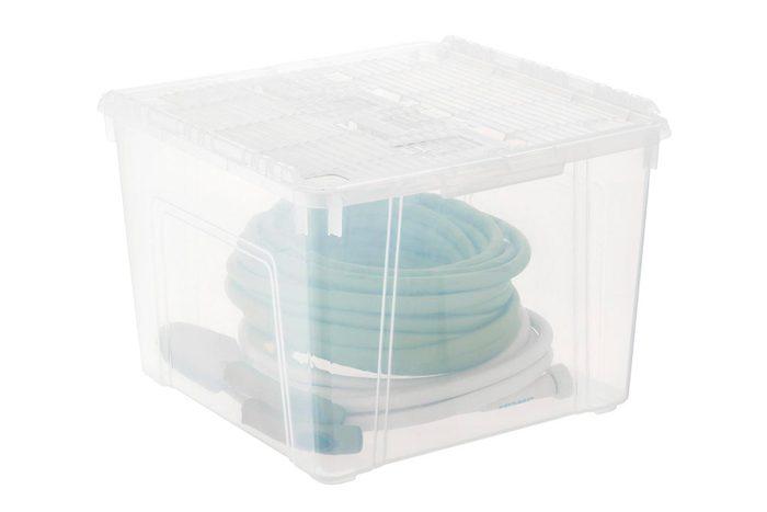 Wing-Lid Storage Box