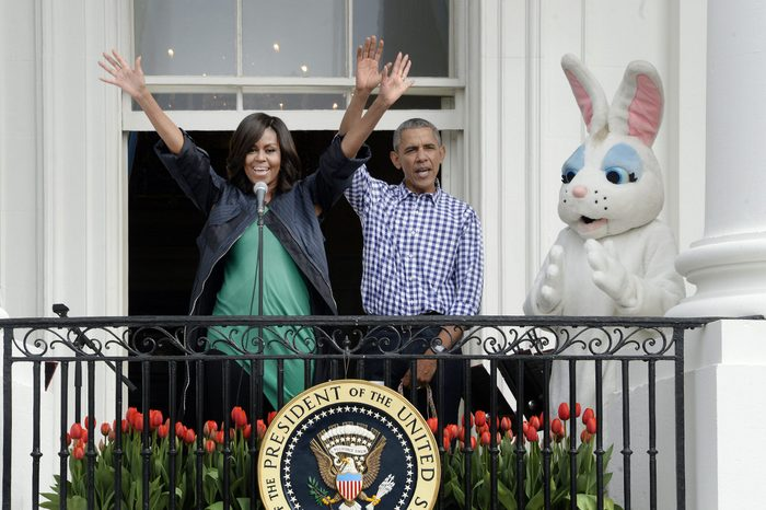 Annual White House Easter Egg Roll, Washington D.C, America - 28 Mar 2016