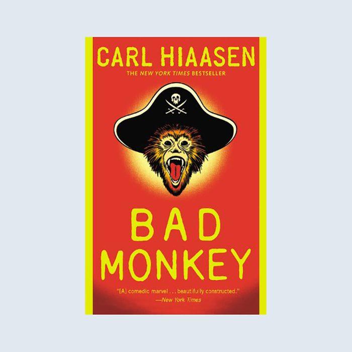Bad Monkey book