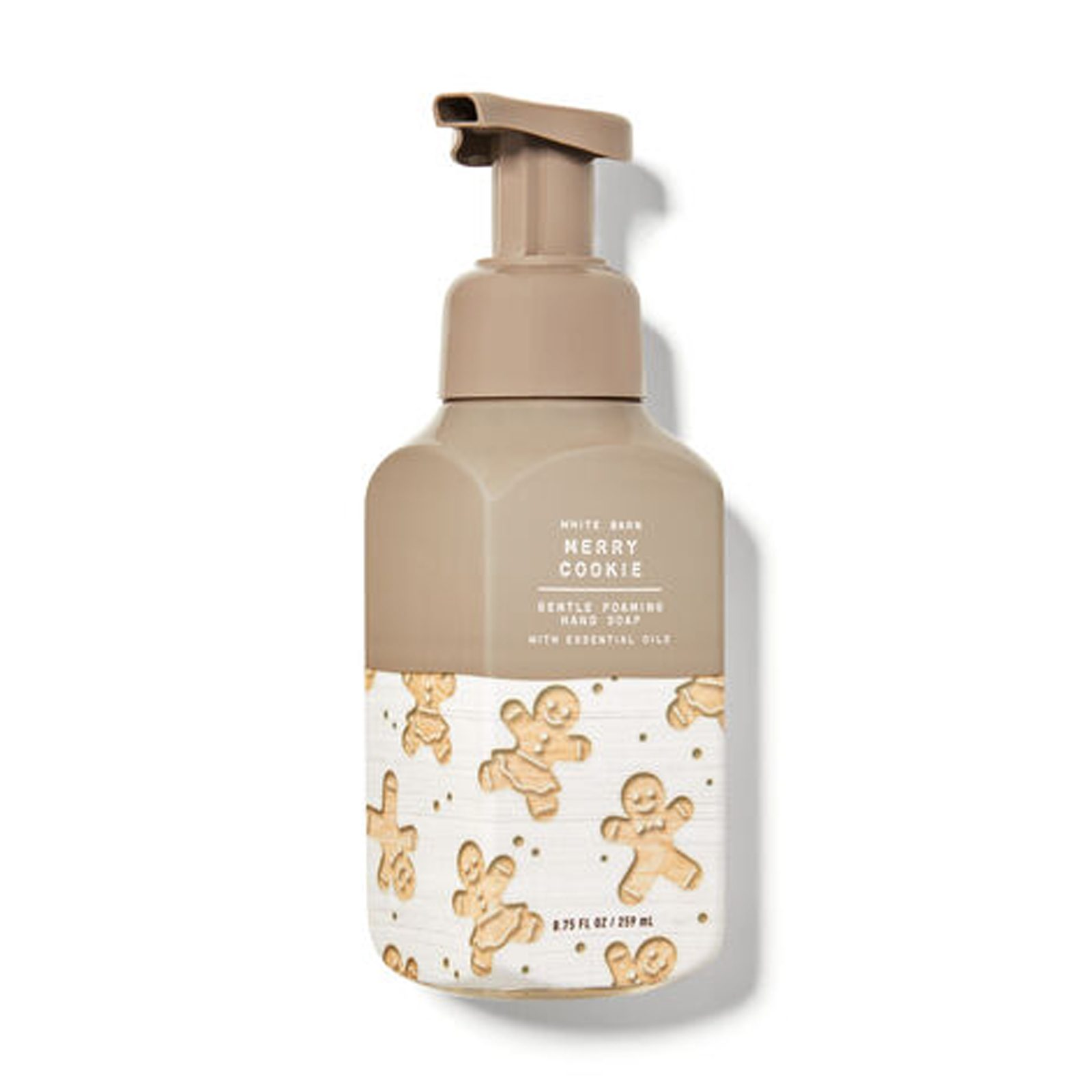 Bath & Body Works Merry Cookie Gentle Foaming Hand Soap