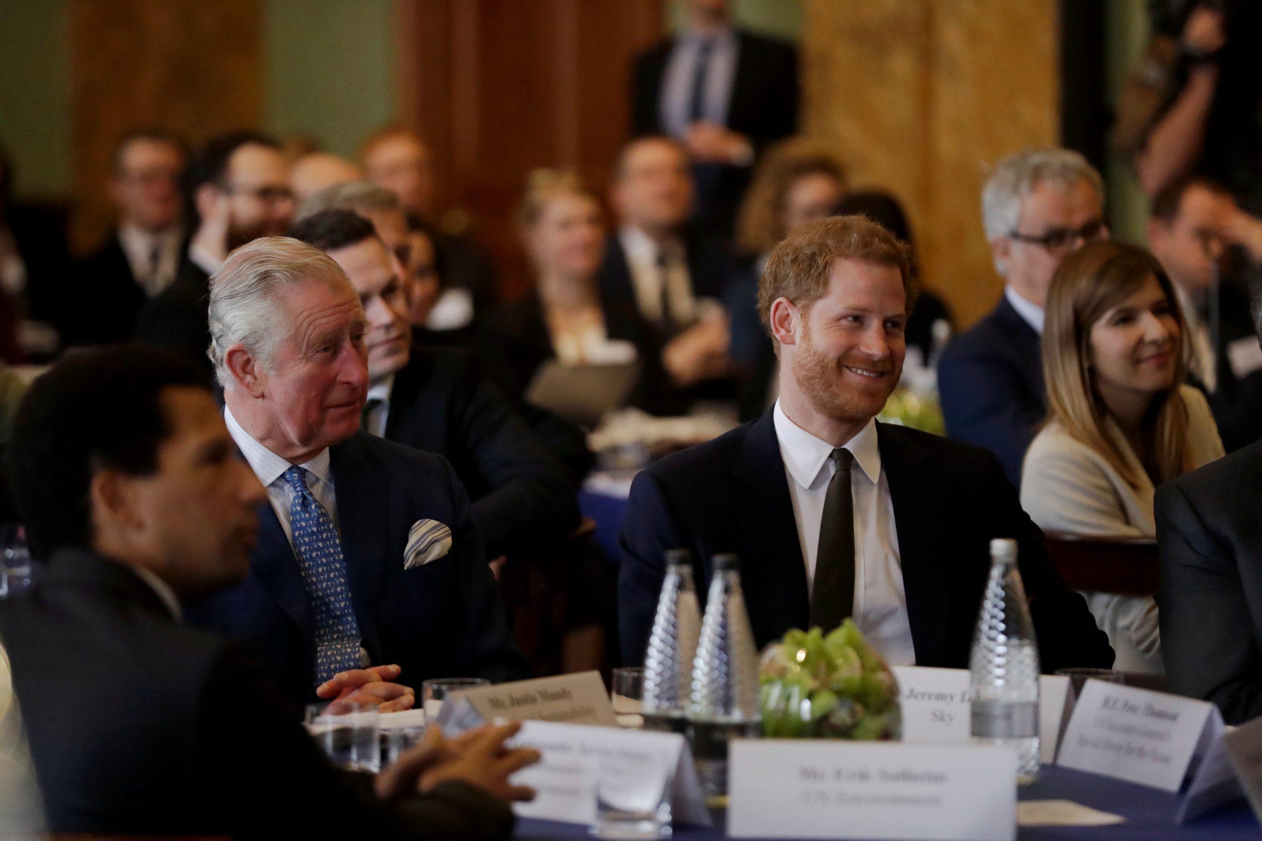 Britain Royals, London, United Kingdom - 14 Feb 2018