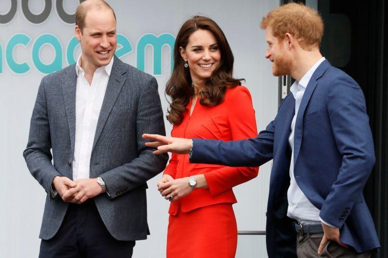 Britain Royals, London, United Kingdom - 20 Apr 2017