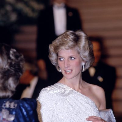 British Royal Tour, America - 1985
