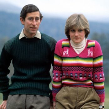 Here's What Princess Diana Really Thought When She First Met Prince Charles