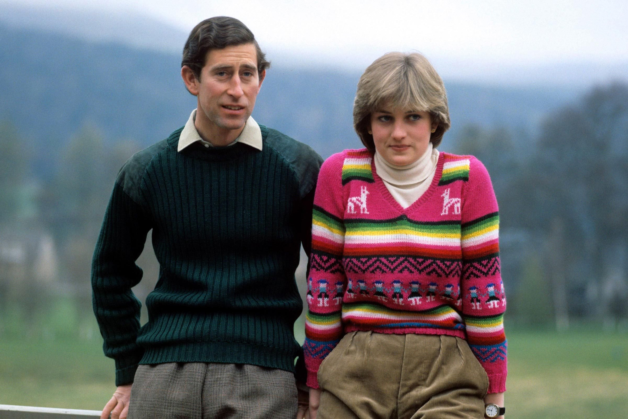 Here's What Diana Really Thought When She First Met Prince Charles