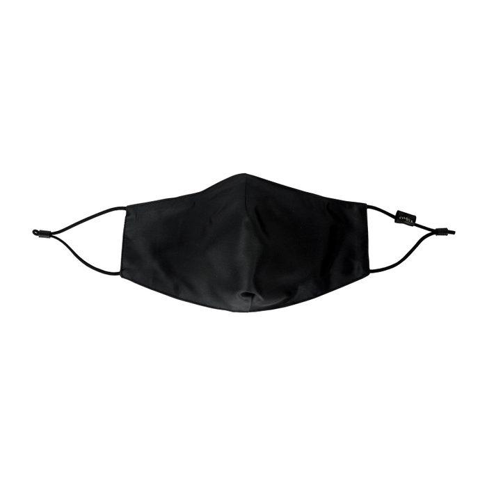 Cilque Plush Silk Face Mask