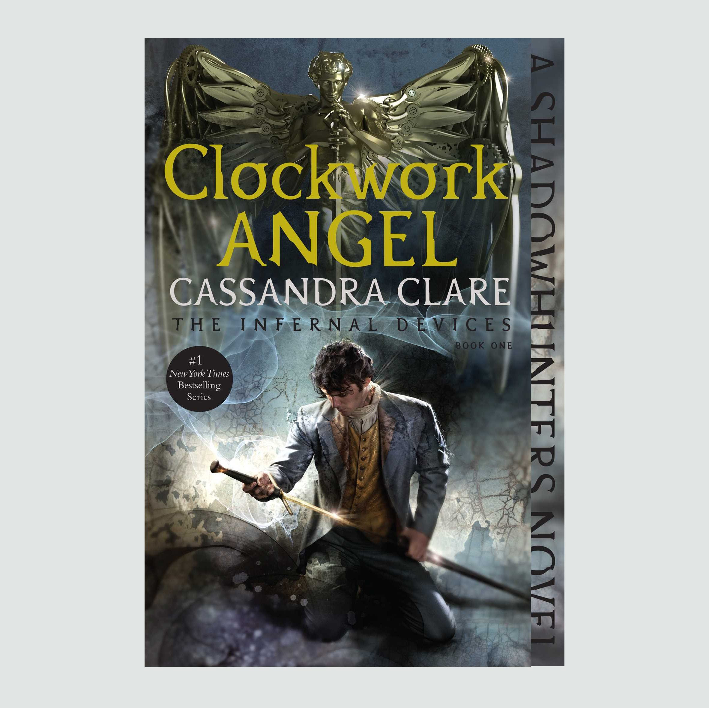 Clockwork Angel book