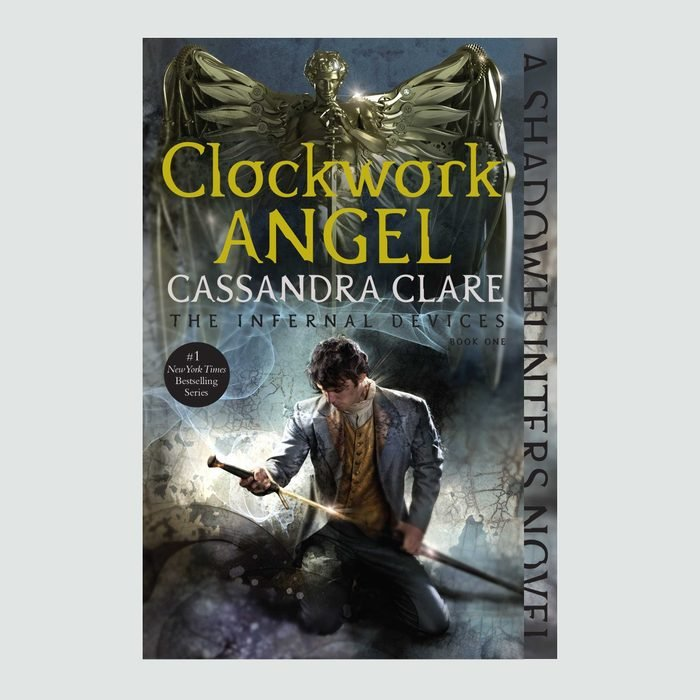 Clockwork Angel book