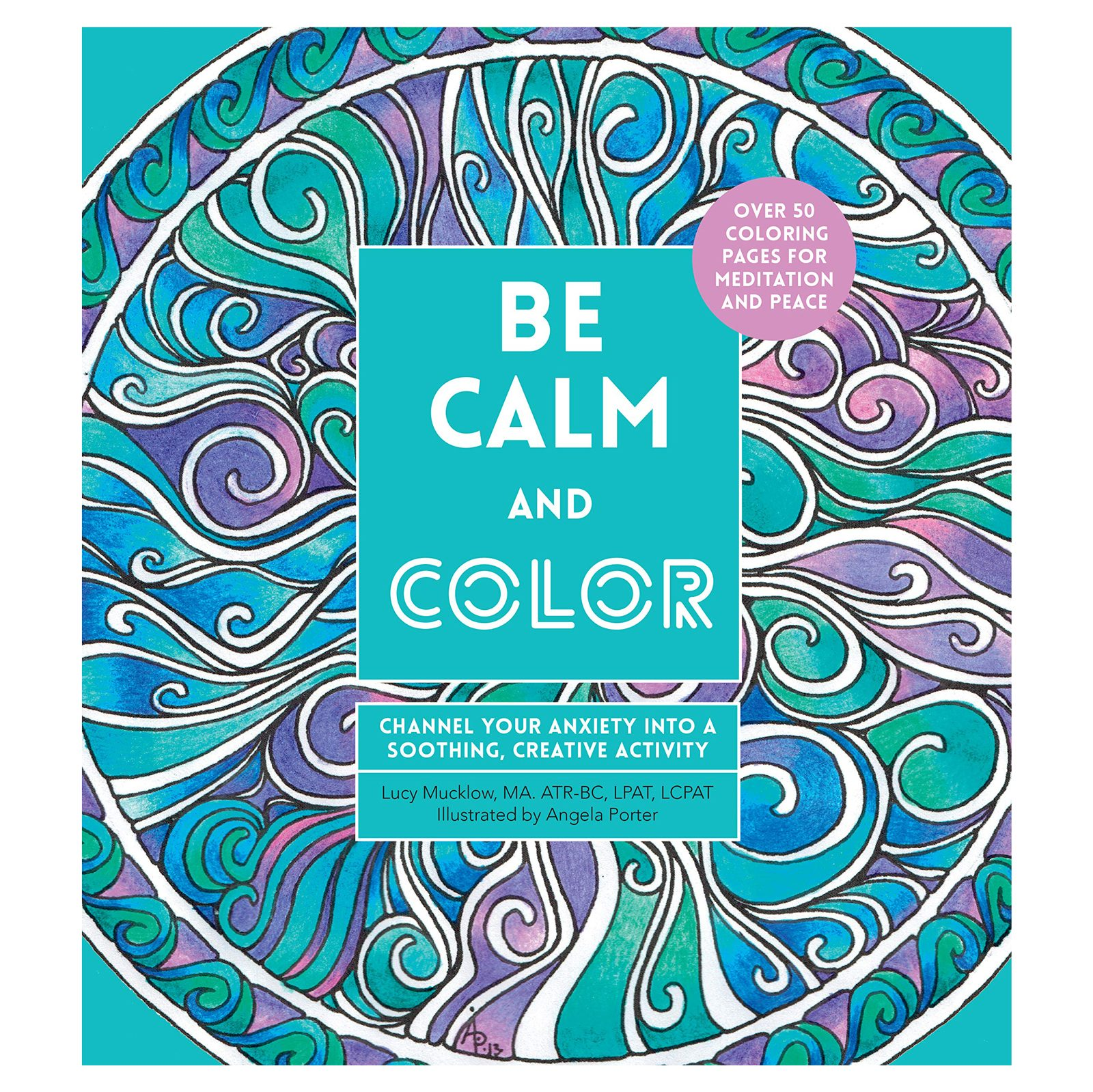 Be Calm and Color