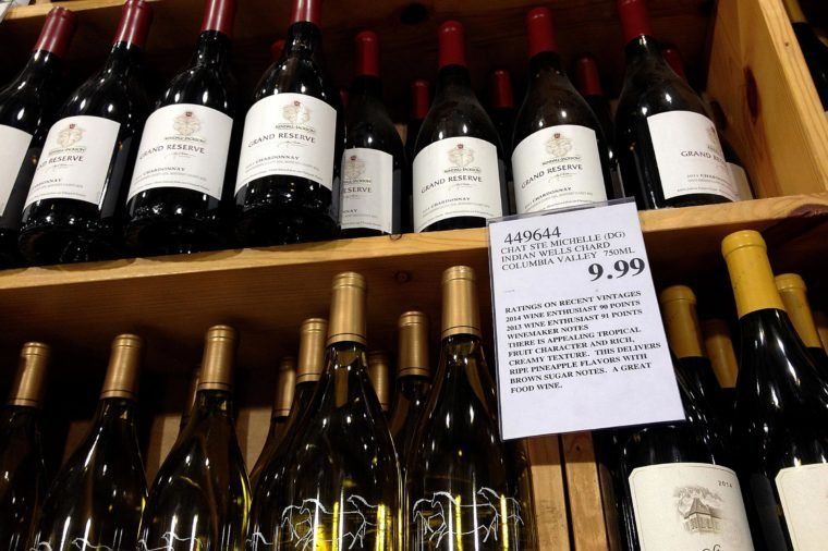 Why You Should Always Buy Wine at Costco