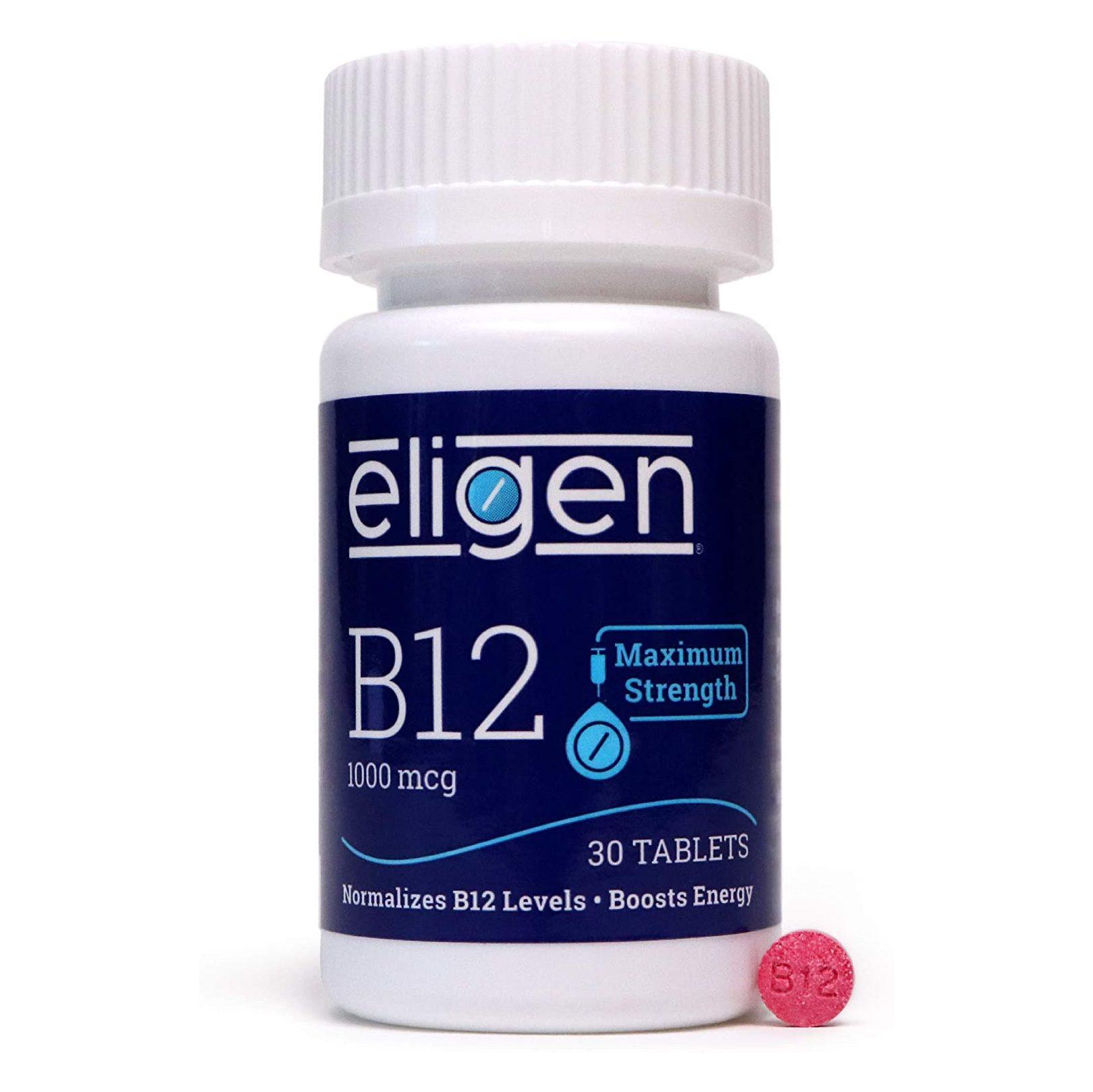 Eligen Vitamin B12 1000 mcg
