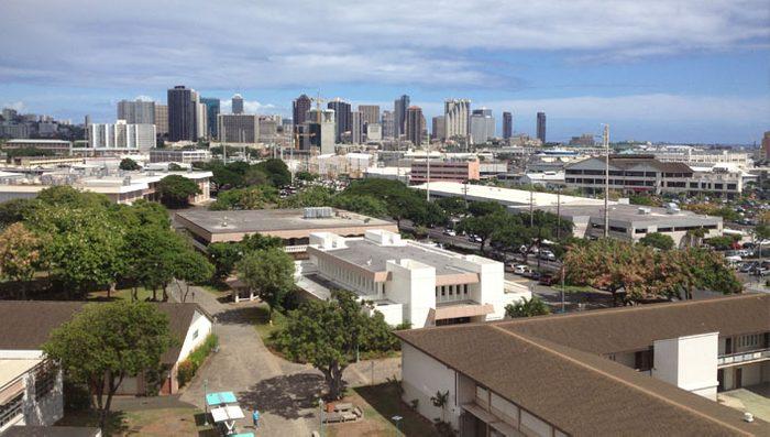 University of Hawaii Honolulu Community College