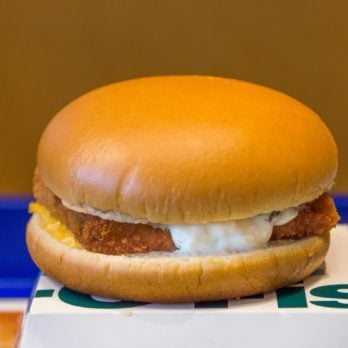 The Real Reason McDonald's Keeps the Filet-O-Fish on Their Menu