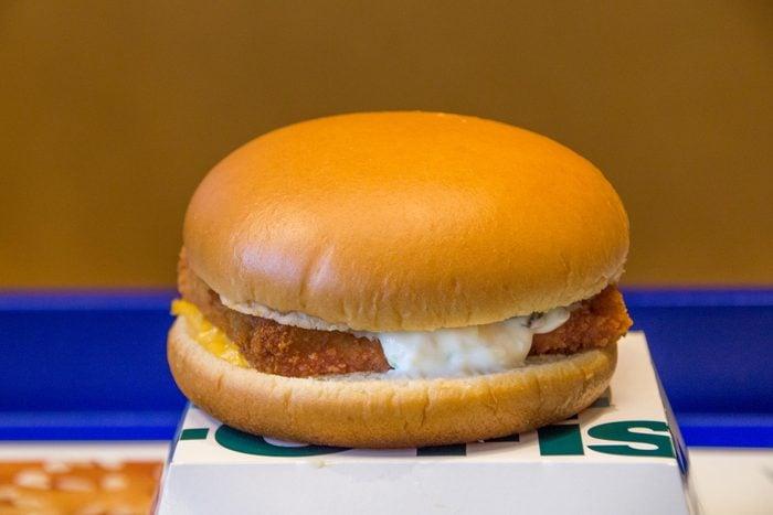 The Real Reason McDonald's Keeps the Filet-o-Fish on Their Menu