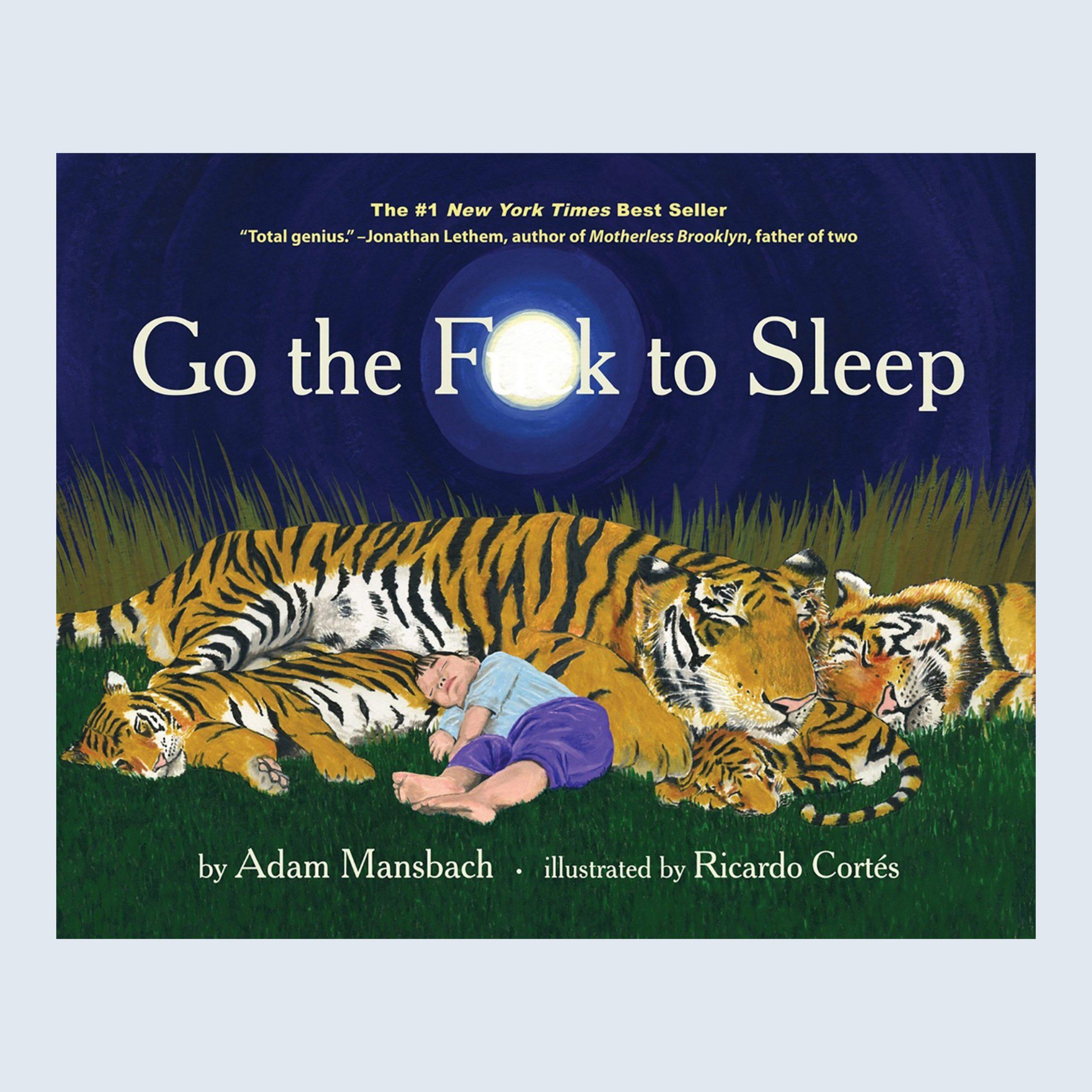 Go the [expletive] to Sleep