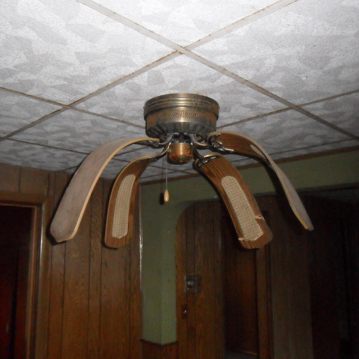 Salvador Dali's Ceiling Fan