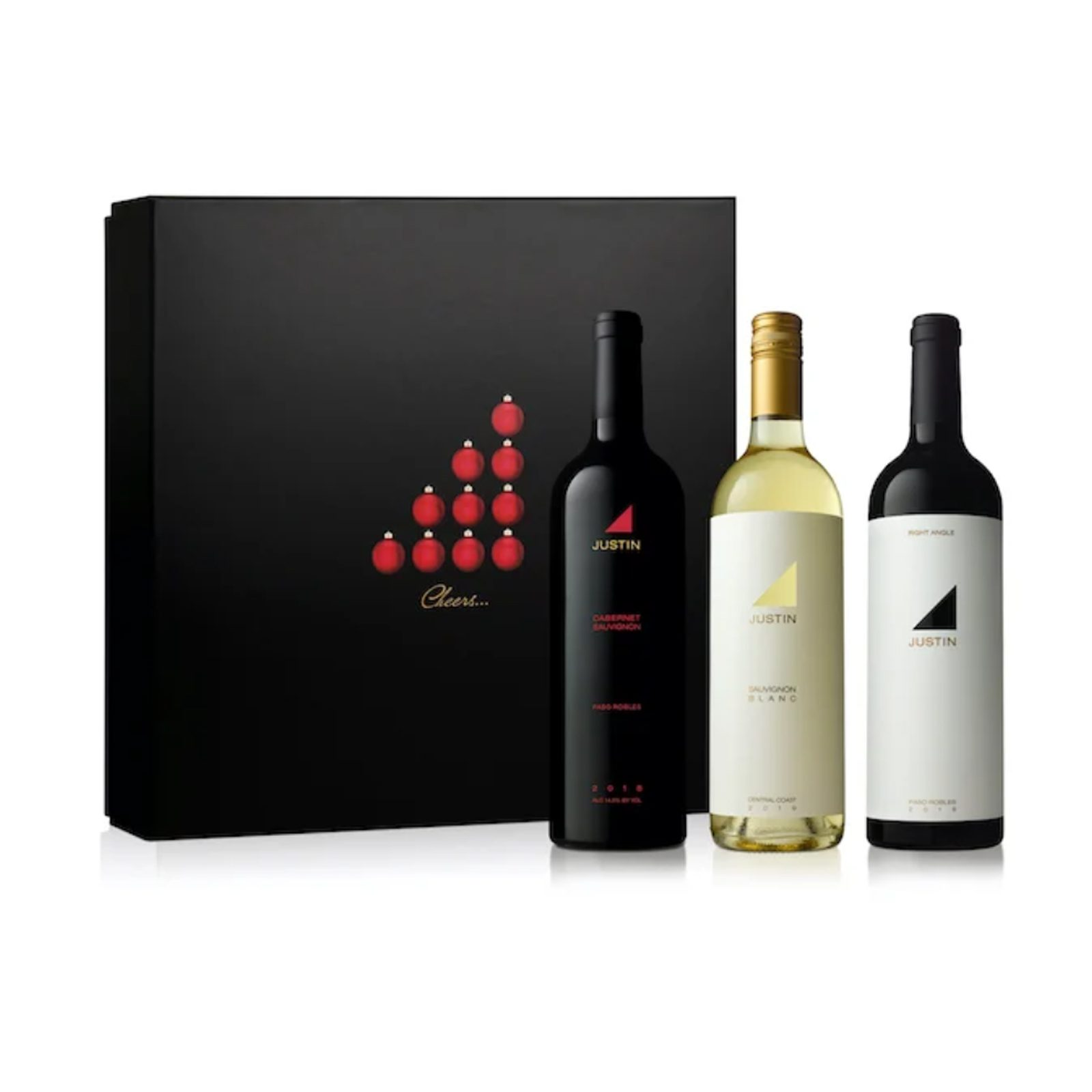Justin Vineyards Classic Collection Gift Set