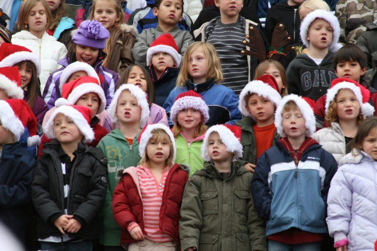 Christmas Carols on Prescott Courthouse Plaza