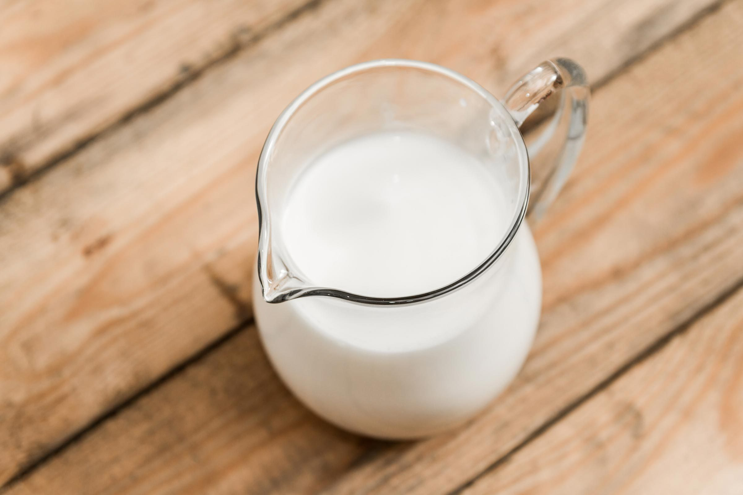 milk jug pitcher