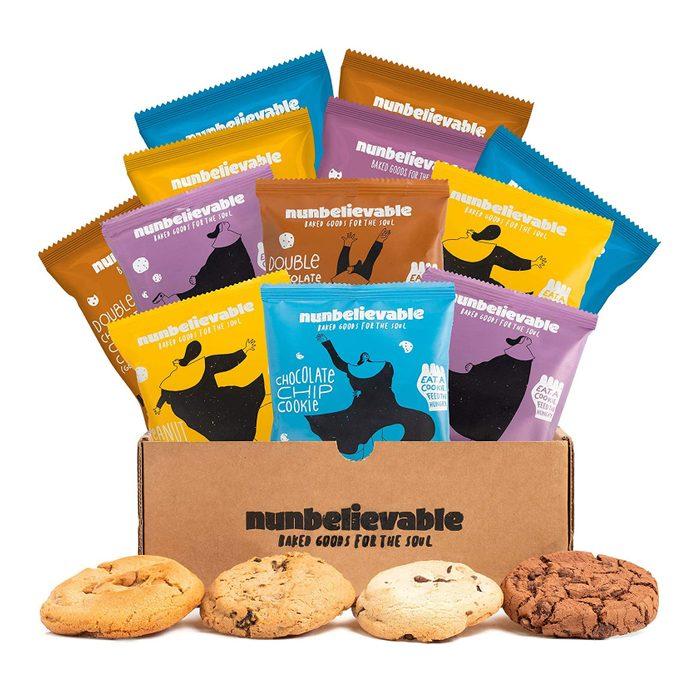Nunbelievable Cookies Variety Pack
