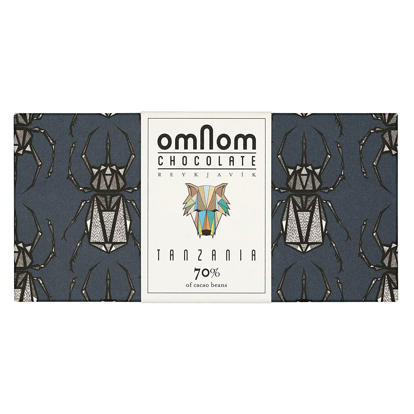 Omnom Chocolate Tanzania Bar