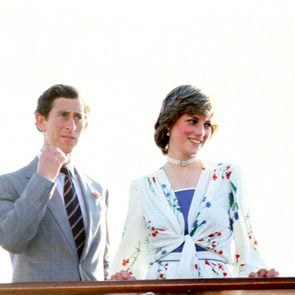 Prince Charles and Princess Diana on honeymoon, Gibraltar - Aug 1981