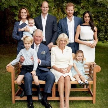 This Is Why Queen Elizabeth II Wasn't in Prince Charles' Birthday Portrait