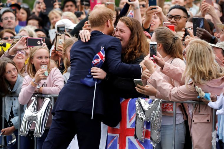 Prince Harry and Meghan Duchess of Sussex tour of Australia - 18 Oct 2018