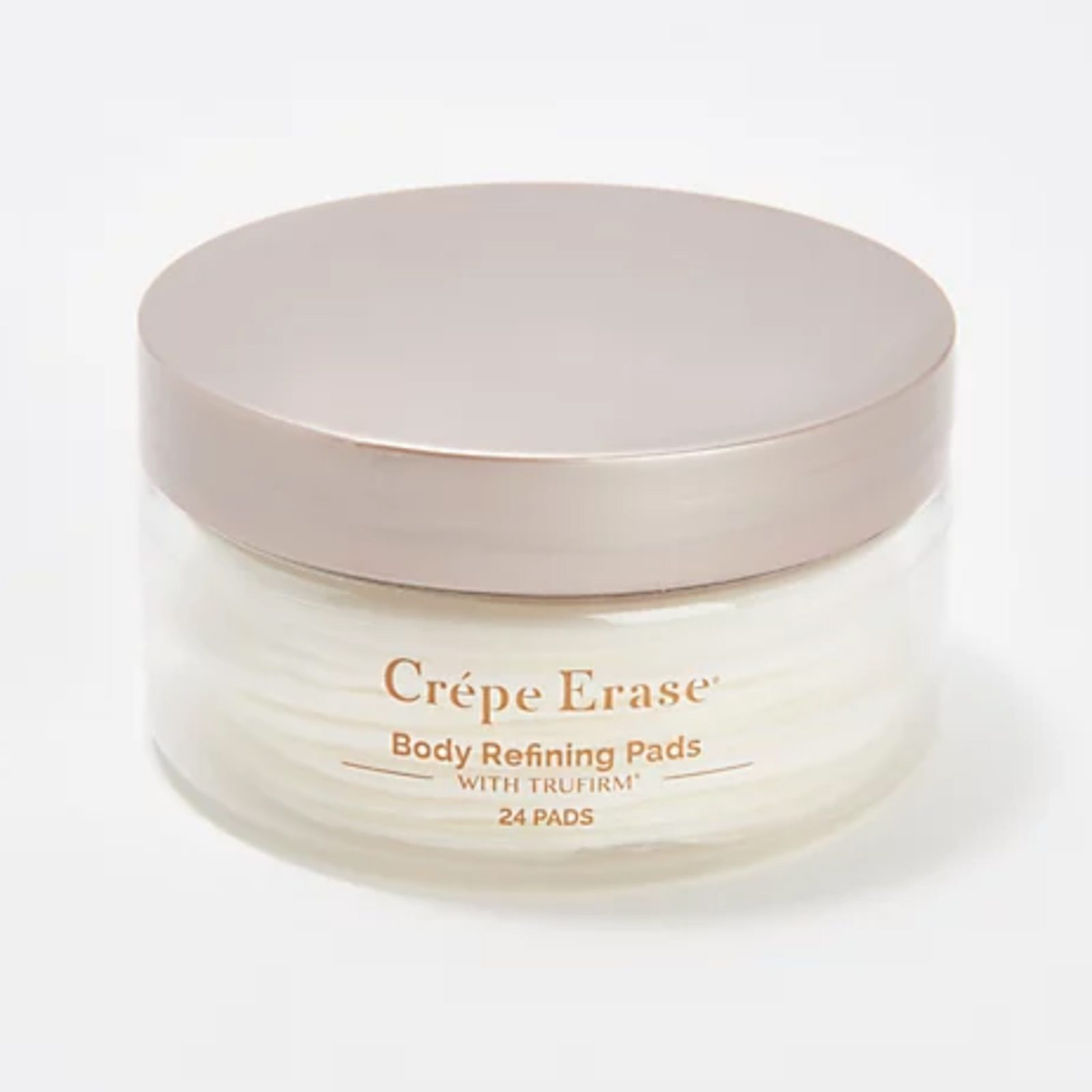 Crepe Erase Triple Acid Targeted Body Peel Pads