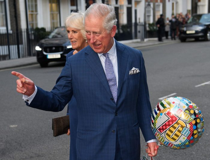 Reception to Celebrate Inspirational 70-Year-Olds, London, UK - 14 Nov 2018