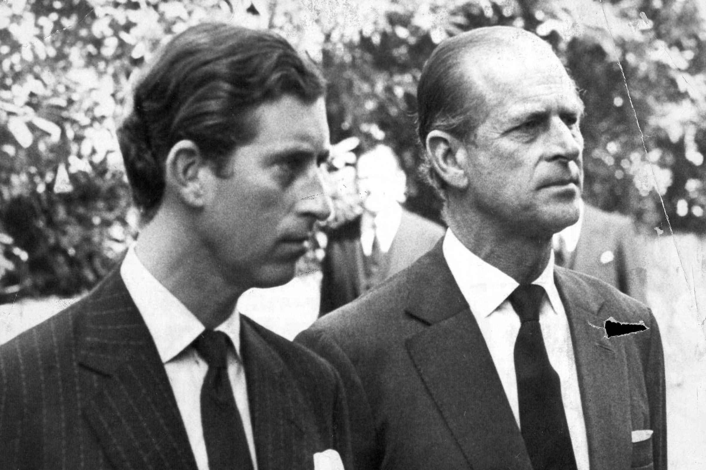 Why Prince Philip Reportedly Encouraged Prince Charles' Affair