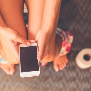 Why You Should Never Bring Your Cell Phone to the Bathroom
