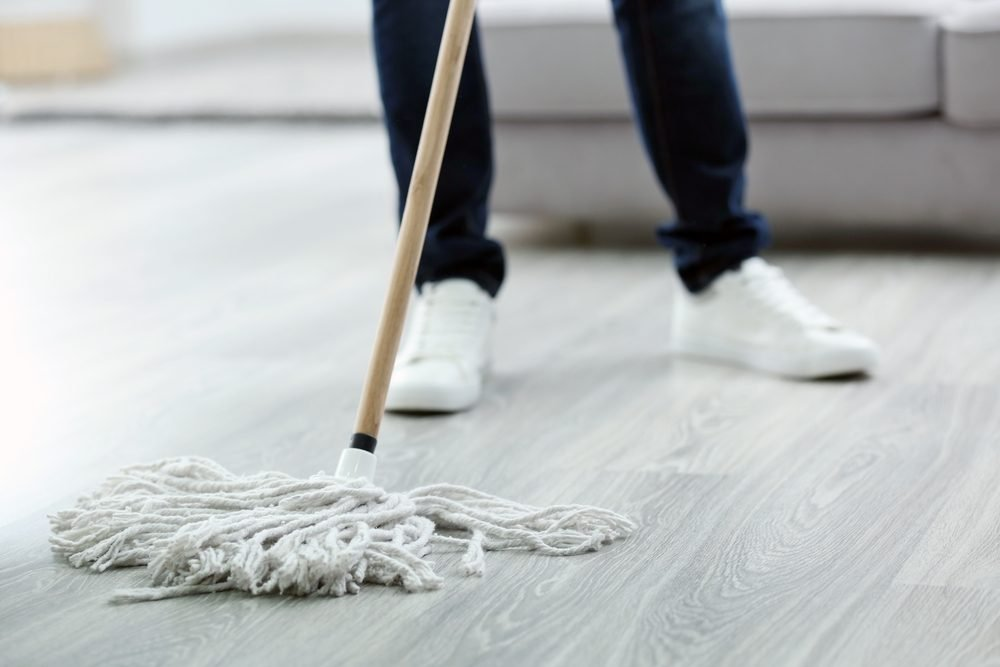 6 Ways To Get Your Dirty Basement Floor Sparkling Clean