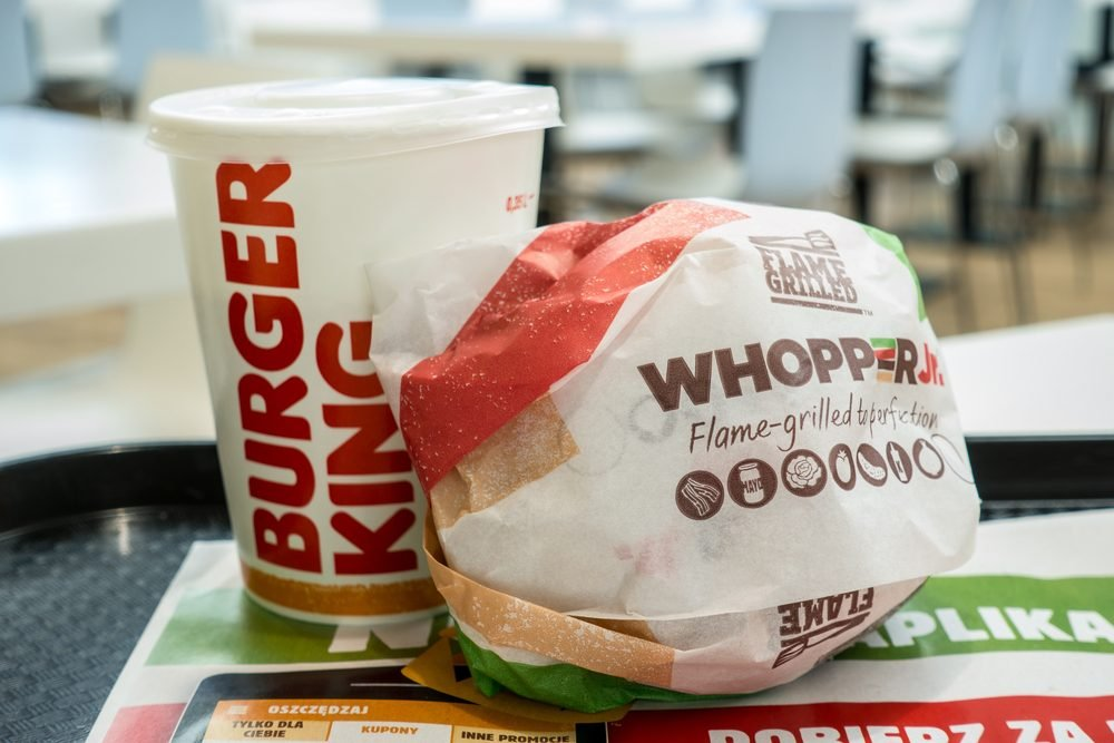 Facts You Never Knew About the Burger King Whopper