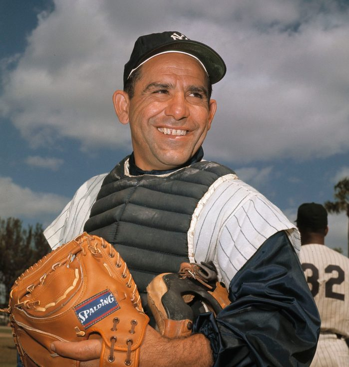 Yankees Baseball Berra, USA