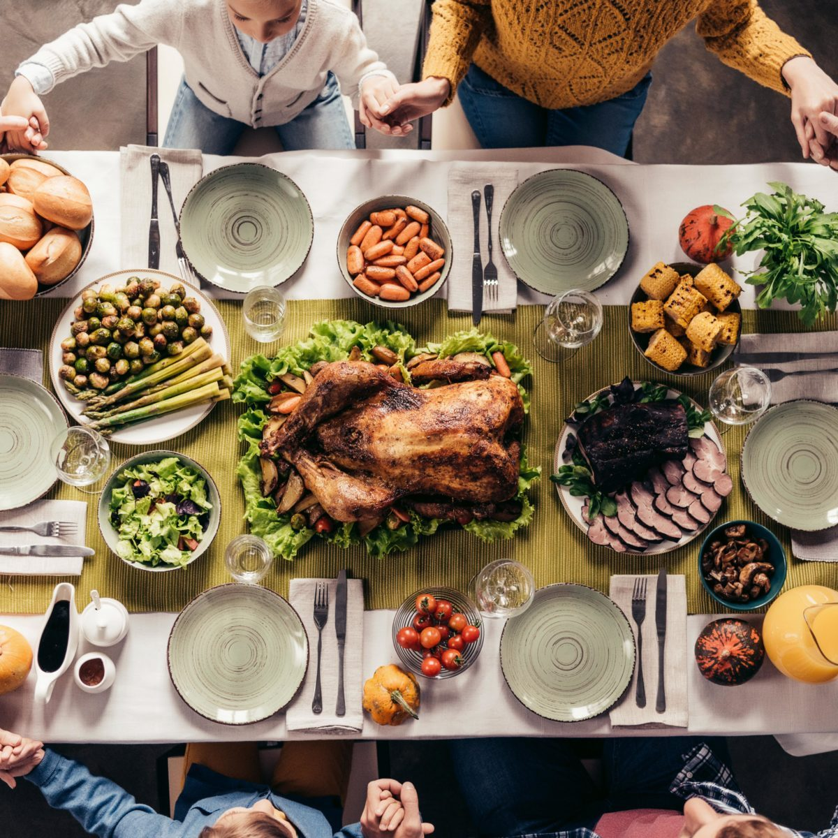 """15 Thanksgiving """"Facts"""" That Are Not True"""