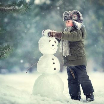 The Fascinating History of the Snowman