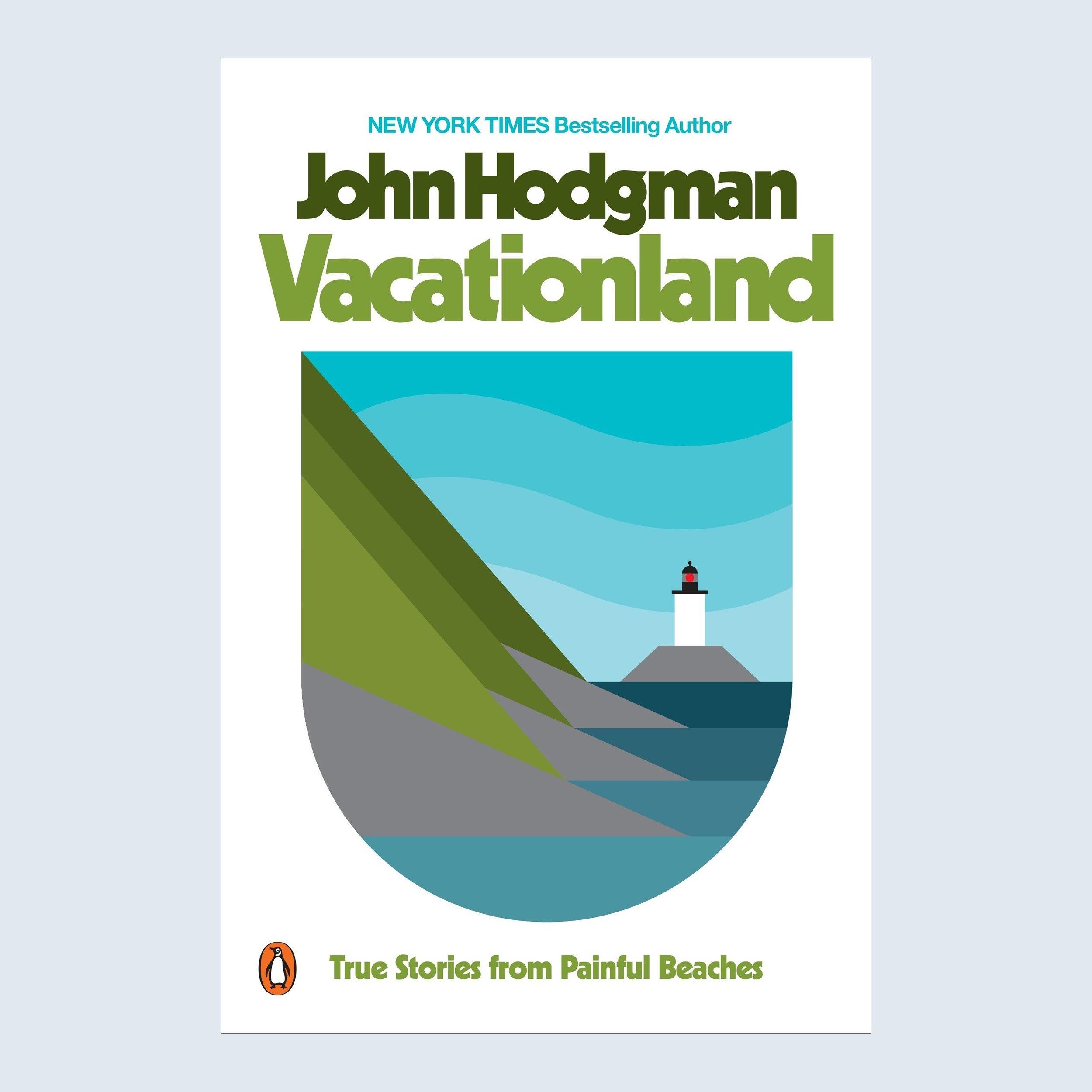 Vacationland book