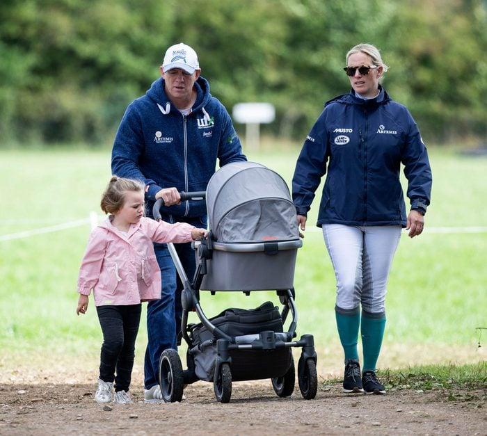 Whately Manor International Horse Trials, Gatcombe Park, Gloucestershire, UK - 09 Sep 2018