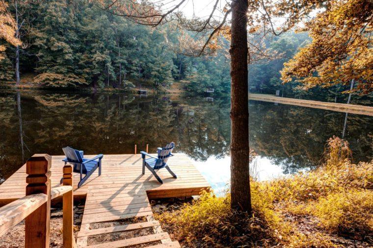 Silver Moon Lake Retreat