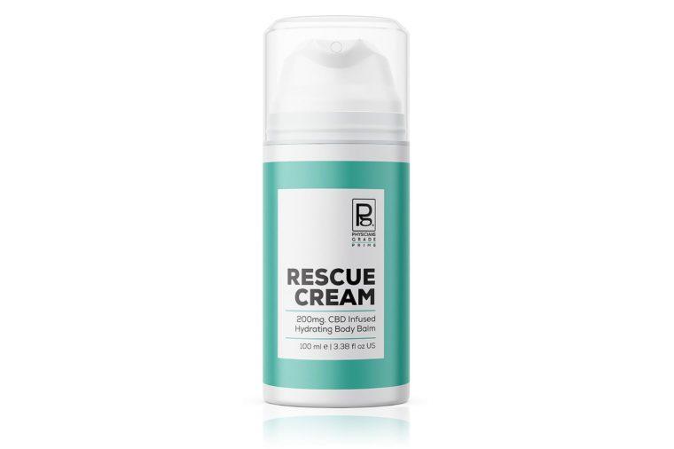 CBD rescue cream