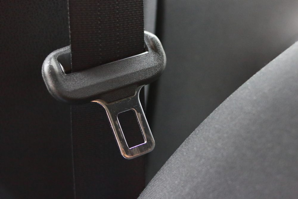 Seatbelt, Safety belt