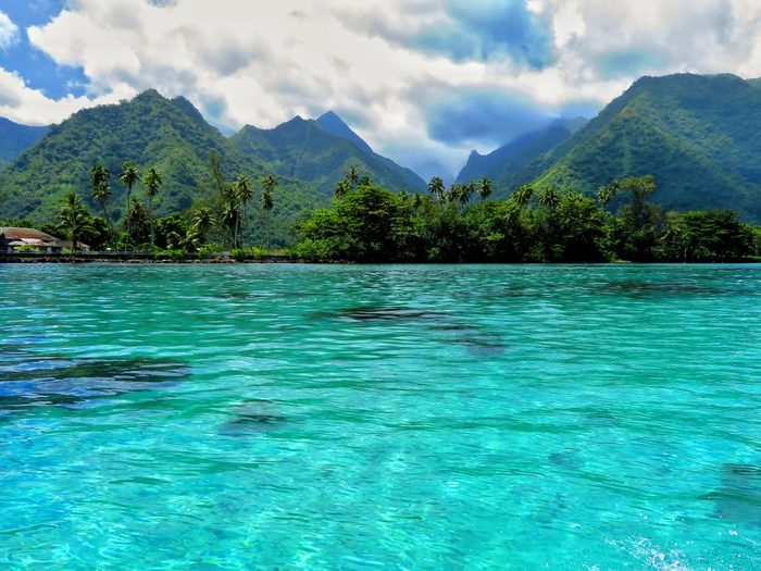 teahupoo tahiti south pacific