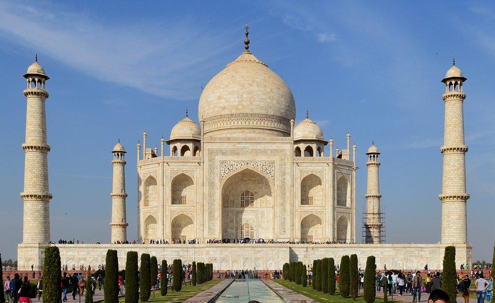 Taj Mahal - Wonder of India
