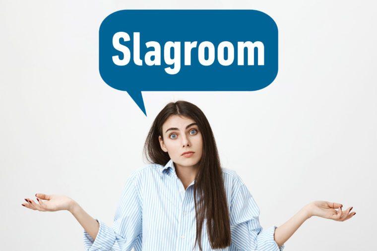 Slagroom