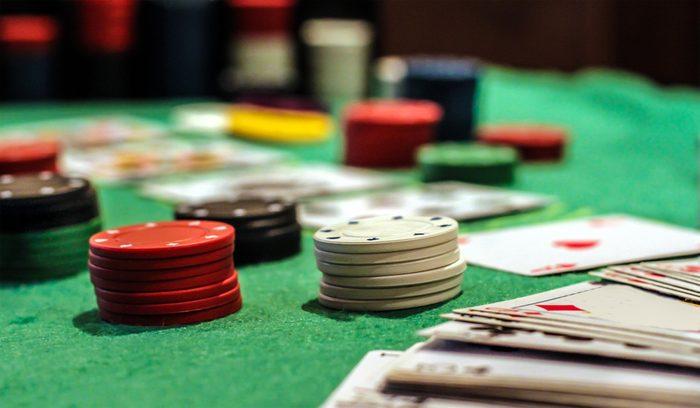 casino poker gambling for money