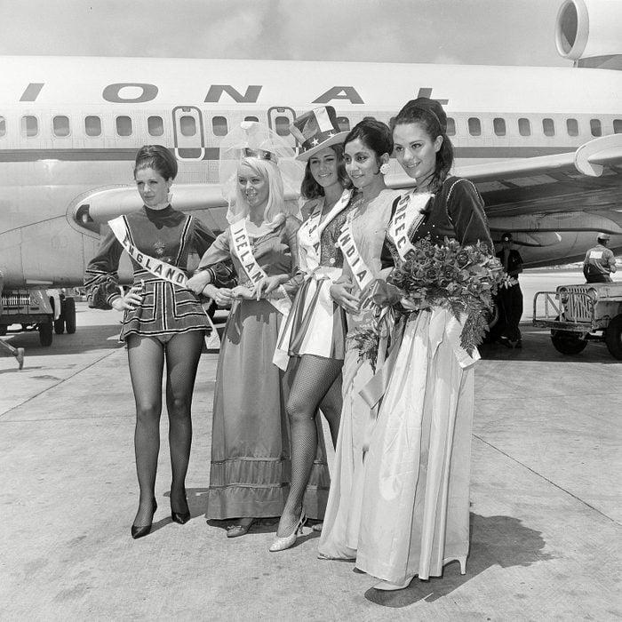 1967 Miss Universe Contestants